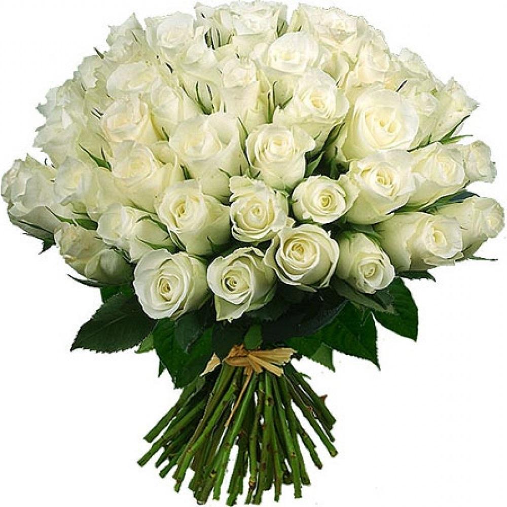 Открытки букеты из белых цветов