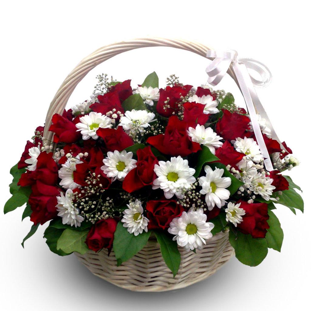 предложение красивые корзины с цветами картинки букеты под
